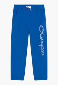 Champion - LEGACY  BLOCK  - Tracksuit bottoms - royal blue - 0