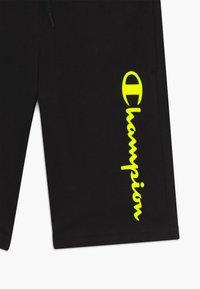 Champion - LEGACY AMERICAN CLASSICS - Sportovní kraťasy - black - 3