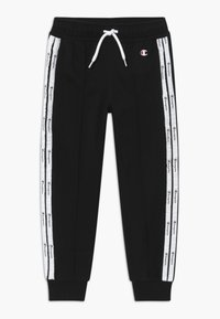 Champion - LEGACY AMERICAN TAPE - Tracksuit bottoms - black - 0