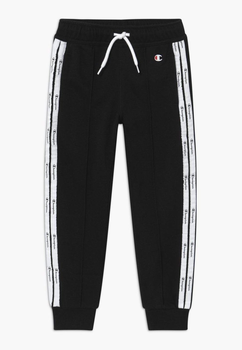 Champion - LEGACY AMERICAN TAPE - Tracksuit bottoms - black