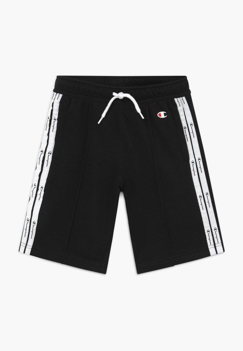Champion - LEGACY AMERICAN TAPE BERMUDA - Sports shorts - black