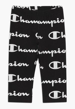 LEGACY AMERICAN CLASSICS  - 3/4 sportovní kalhoty - black