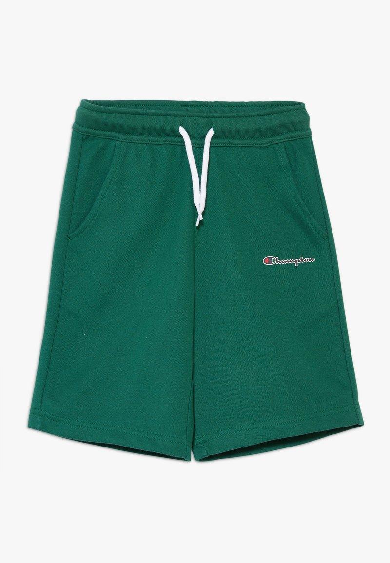 Champion - ROCHESTER TEAM BERMUDA - Krótkie spodenki sportowe - dark green