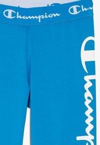 Champion - PERFORMANCE - Leggings - blue - 3