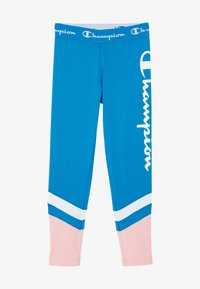 Champion - PERFORMANCE - Leggings - blue - 2