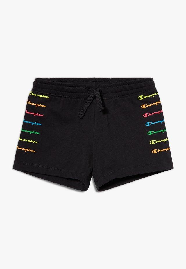 LEGACY AMERICAN CLASSICS FLUO  - Short de sport - black