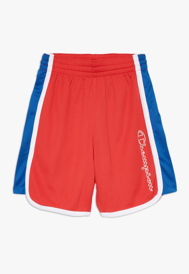 PERFORMANCE - kurze Sporthose - red/blue/white