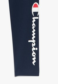 Champion - ROCHESTER BRAND MANIFESTO - Leggings - dark blue - 4