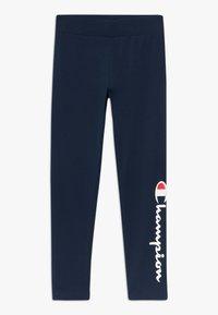 Champion - ROCHESTER BRAND MANIFESTO - Leggings - dark blue - 0