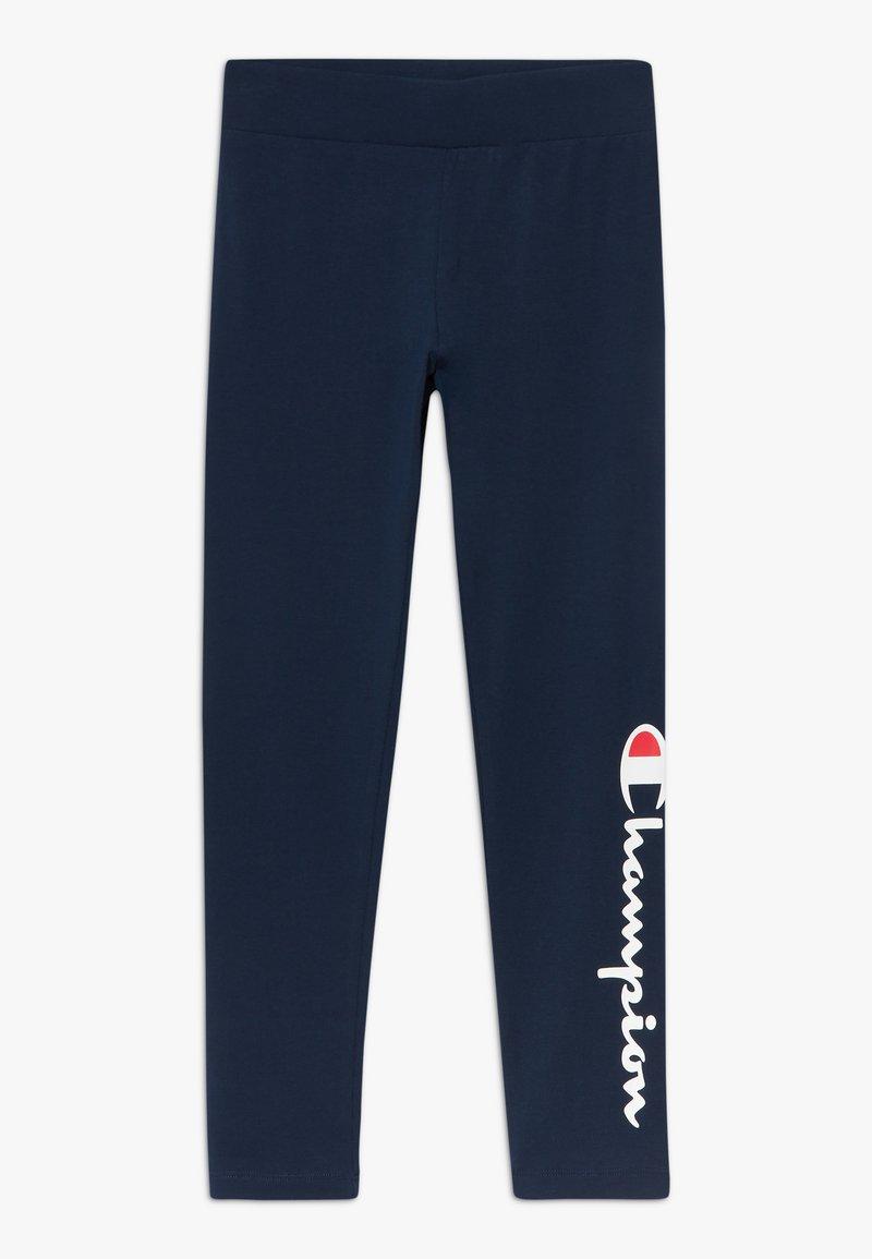 Champion - ROCHESTER BRAND MANIFESTO - Leggings - dark blue