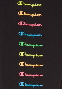Champion - LEGACY AMERICAN CLASSICS FLUO - Tracksuit bottoms - black - 3