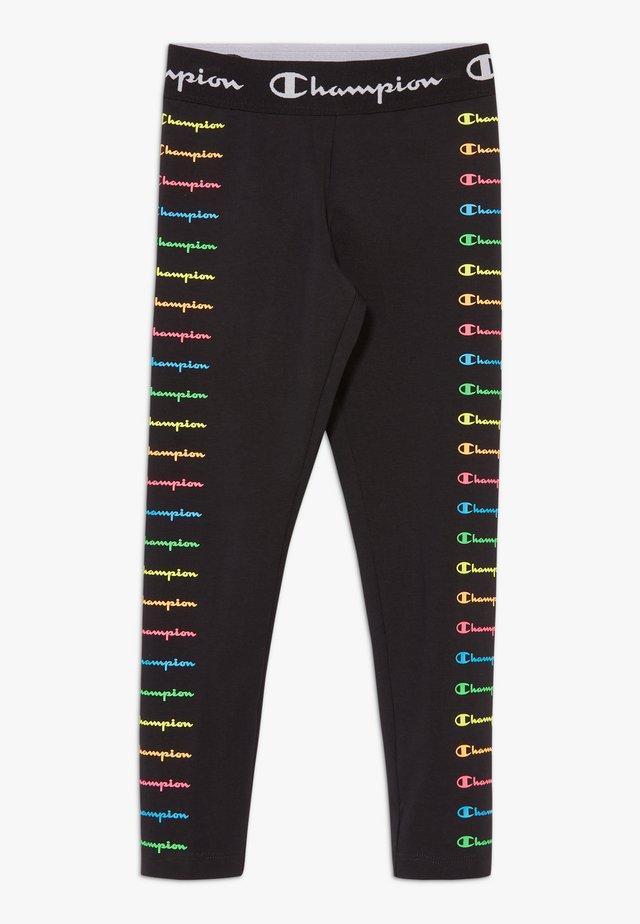 LEGACY AMERICAN CLASSICS FLUO - Pantalon de survêtement - black