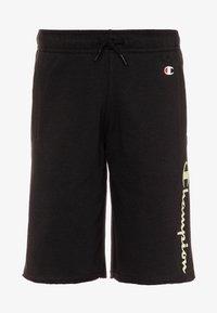 Champion - LEGACY AMERICAN CLASSICS BERMUDA - Sports shorts - new black - 0