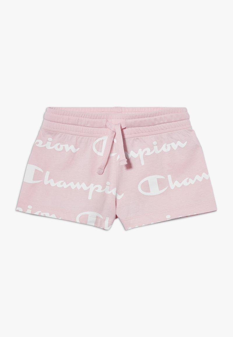 Champion - LEGACY AMERICAN CLASSICS  - Krótkie spodenki sportowe - light pink
