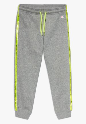 LEGACY LIGHT UP CUFF LOGO  - Pantalones deportivos - mottled grey