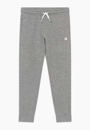 LEGACY BASICS CUFF PANTS - Trainingsbroek - grey melange