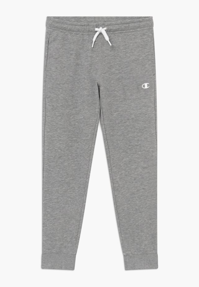 LEGACY BASICS CUFF PANTS - Tracksuit bottoms - grey melange