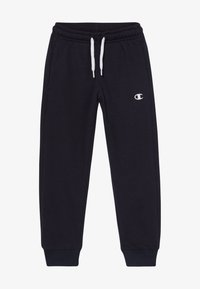 Champion - LEGACY BASICS CUFF PANTS - Trainingsbroek - dark blue - 3