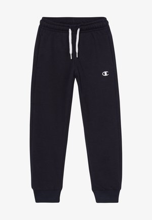 LEGACY BASICS CUFF PANTS - Tracksuit bottoms - dark blue