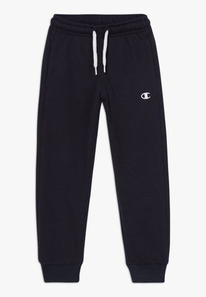 LEGACY BASICS CUFF PANTS - Jogginghose - dark blue