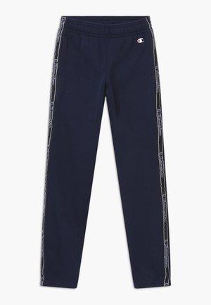 AMERICAN CLASSICS TAPE - Pantalones deportivos - dark blue
