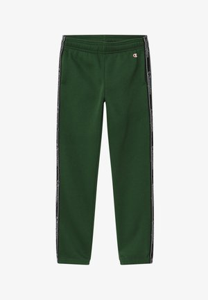 AMERICAN CLASSICS TAPE - Tracksuit bottoms - dark green