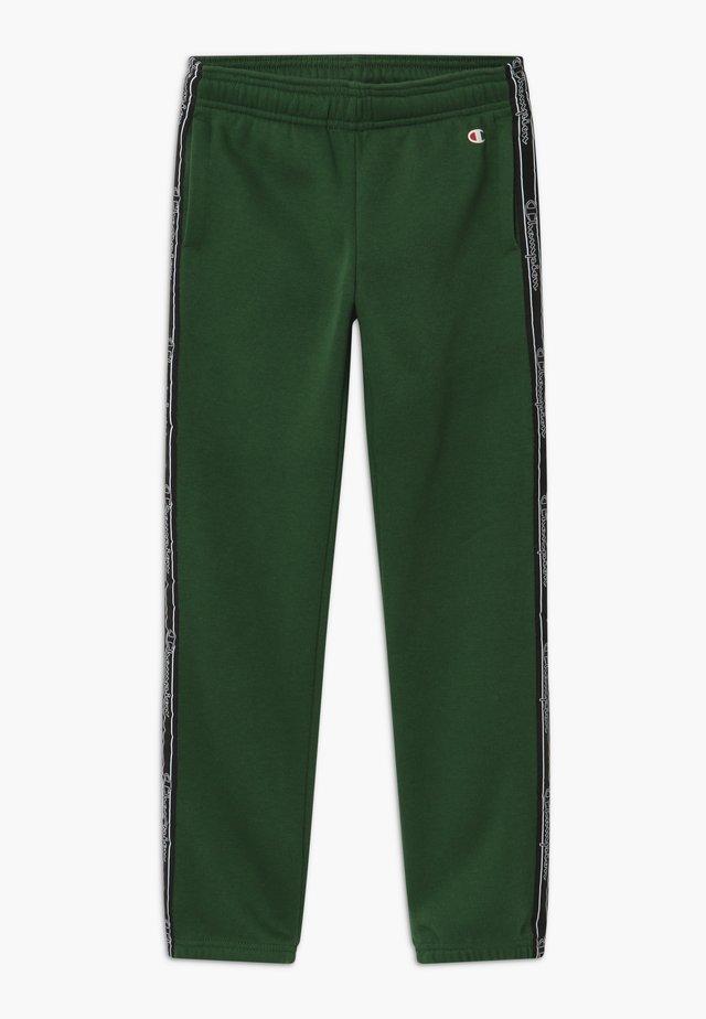 AMERICAN CLASSICS TAPE - Joggebukse - dark green