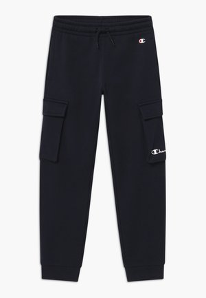LEGACY AMERICAN CLASSICS - Tracksuit bottoms - dark blue