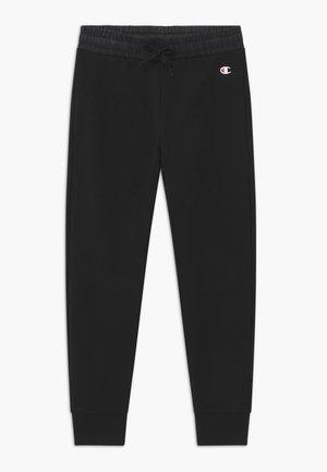 LEGACY BREAKING RULES RIB CUFF - Teplákové kalhoty - black
