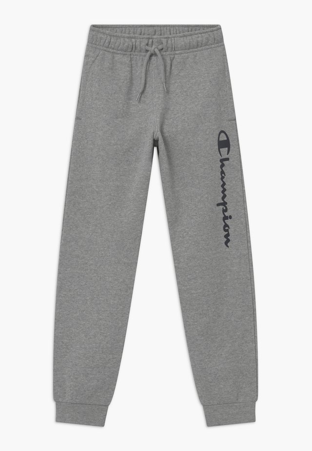 LEGACY AMERICAN CLASSICS - Tracksuit bottoms - mottled grey