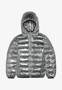 Champion - OUTDOOR HOODED JACKET - Winter jacket - silver - 3