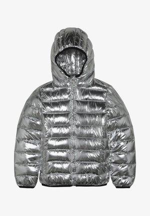 OUTDOOR HOODED JACKET - Veste d'hiver - silver