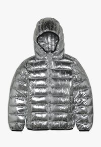 Champion - OUTDOOR HOODED JACKET - Winter jacket - silver - 0