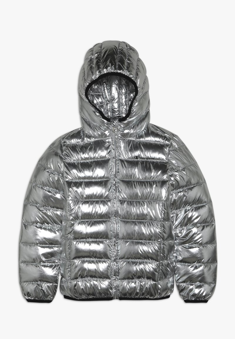 Champion - OUTDOOR HOODED JACKET - Winter jacket - silver