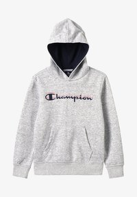 Champion - AMERICAN CLASSICS HOODED  - Hættetrøjer - MOTTLED GREY - 3