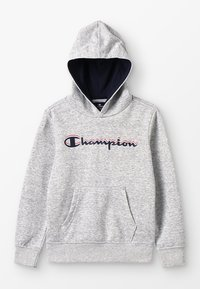 Champion - AMERICAN CLASSICS HOODED  - Hættetrøjer - MOTTLED GREY - 0