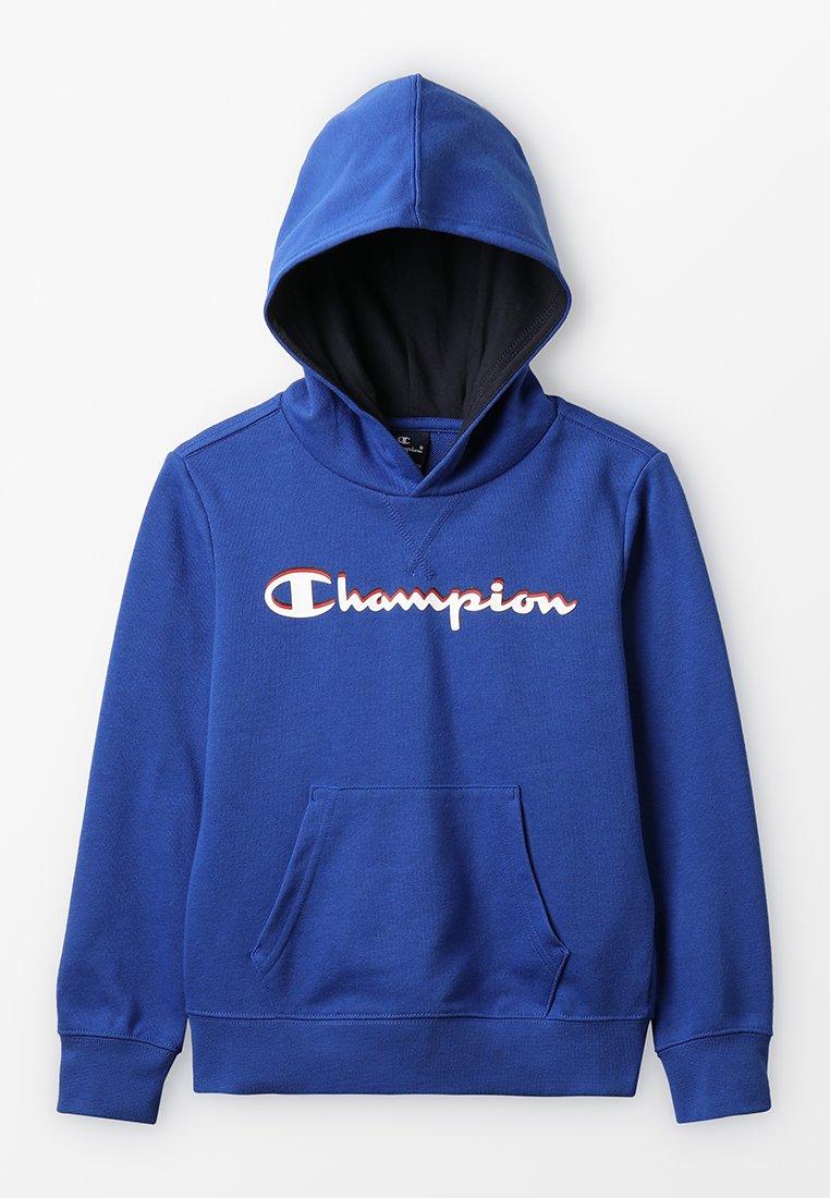 Champion - AMERICAN CLASSICS HOODED  - Jersey con capucha - blue