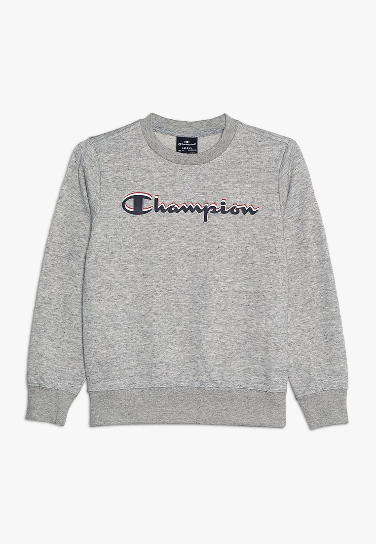 Champion - AMERICAN CLASSICS CREWNECK  - Sweatshirt - mottled grey