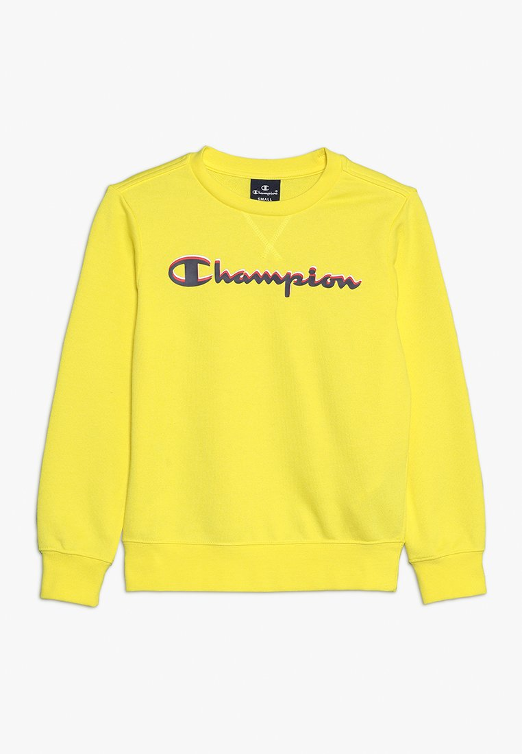 Champion - AMERICAN CLASSICS CREWNECK  - Sweatshirt - yellow