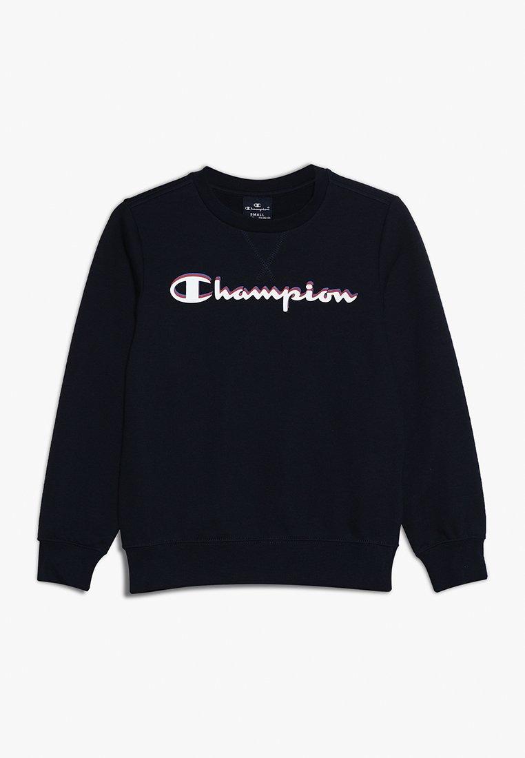 Champion - AMERICAN CLASSICS CREWNECK  - Sweatshirt - dark blue