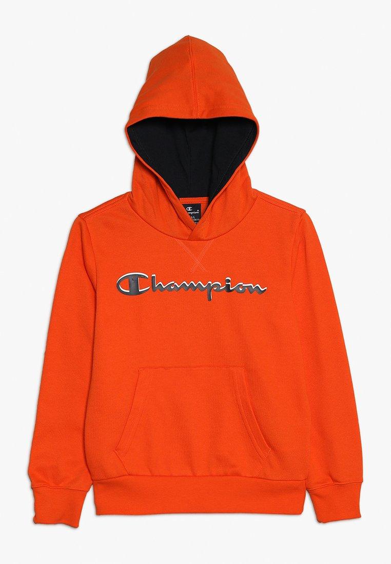 Champion - AMERICAN CLASSICS HOODED  - Hoodie - orange