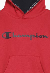 Champion - AMERICAN CLASSICS HOODED  - Hoodie - scarlet/navy - 2