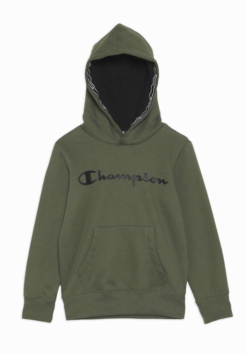 Champion - AMERICAN CLASSICS HOODED  - Kapuzenpullover - khaki