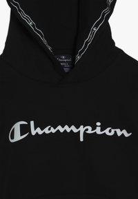 Champion - AMERICAN CLASSICS HOODED  - Hættetrøjer - black - 4