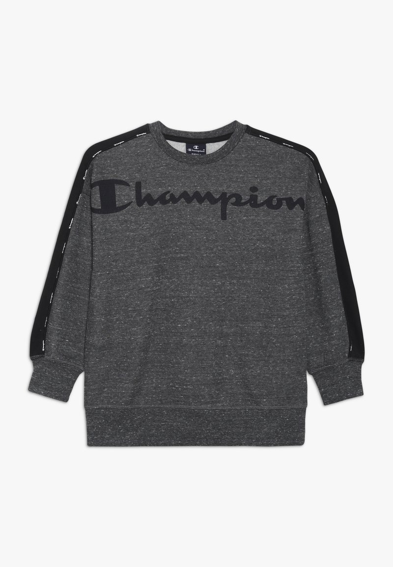 Champion - AMERICAN CLASSICS CREWNECK - Sweatshirts - mottled dark grey