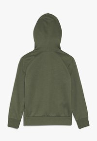 Champion - AMERICAN CLASSICS HOODED FULL ZIP - Mikina na zip - khaki - 1