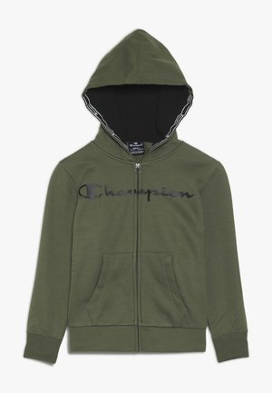 AMERICAN CLASSICS HOODED FULL ZIP - Zip-up hoodie - khaki