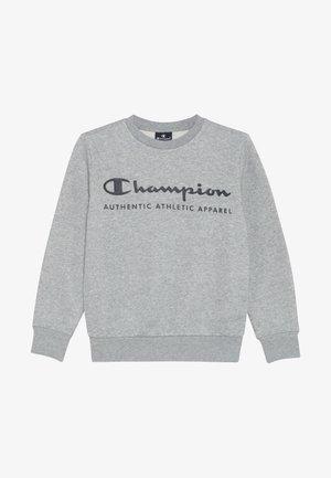 AMERICAN CLASSICS CREWNECK  - Sweatshirt - grey melange/navy