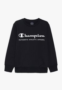 Champion - AMERICAN CLASSICS CREWNECK  - Sweater - dark blue - 0
