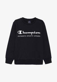 Champion - AMERICAN CLASSICS CREWNECK  - Sweatshirts - dark blue - 2